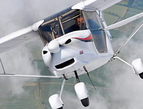 french microlight licence